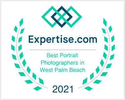 Expertise 2021 Best Portrait Photographer in West Palm Beach
